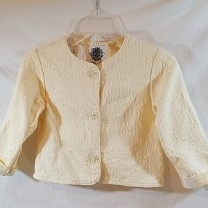 Baby LULU Button Up